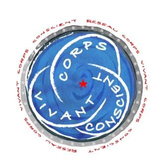 """Logo de l'Ecole """"Corps Vivant, Corps Conscient"""""""