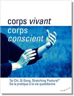 """Couverture du livre """"Corps Vivant, Corps Conscient"""""""